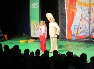 AOK-Kindertheater