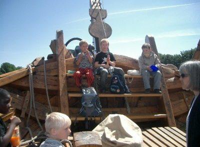 Piratenfahrt