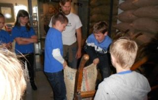 Schiffstour zum Hafenmuseum