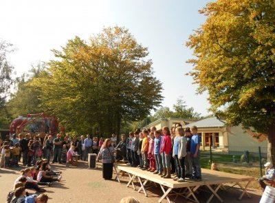 Schuljubilaum 40 Jahre St.-Pius-Schule