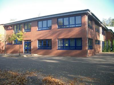 St. Pius Schulgebäude