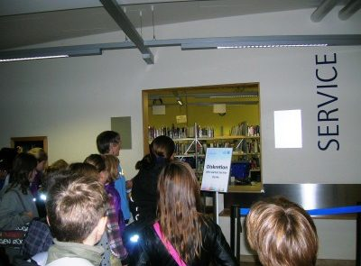 In der Zentralbibliothek Am Wall